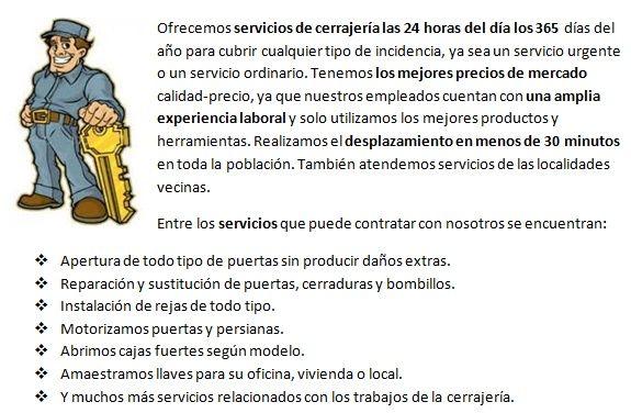 cerrajeros en Larrabetzu urgentes